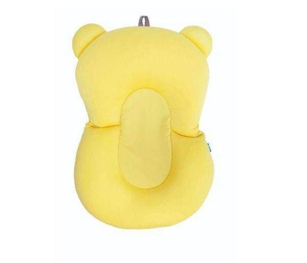 Almofada de banho Amarelo - Buba Baby