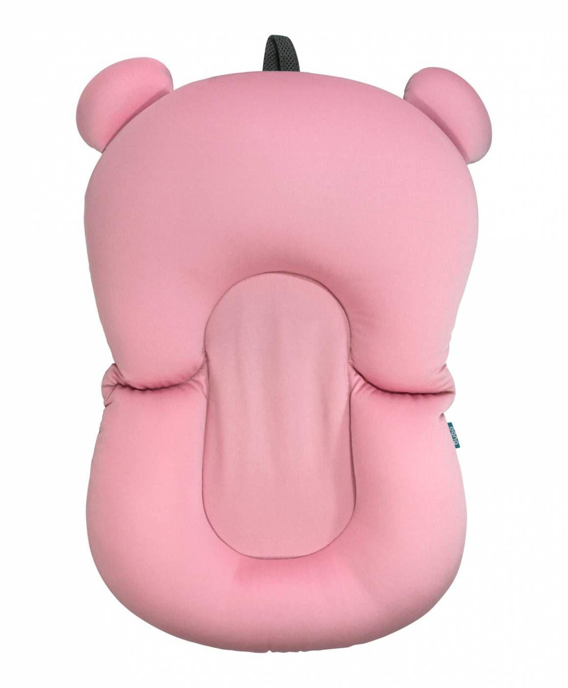 Almofada de banho rosa  - Buba Baby