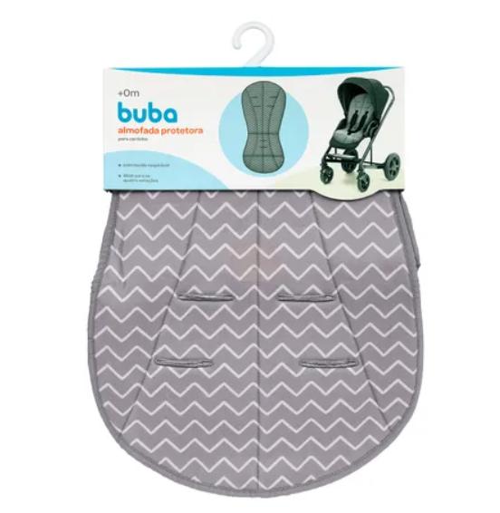 Almofada protetora para Carrinho de Bebê - Buba - Chevron
