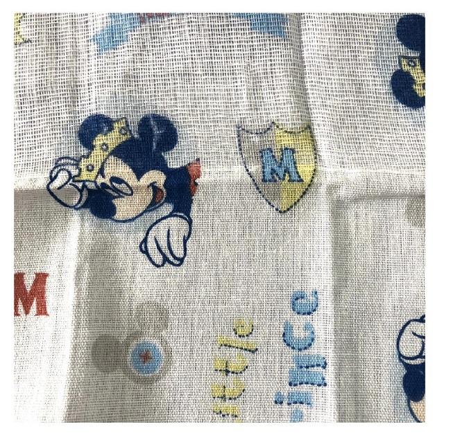 Babetes Paninhos de Boca Disney Baby Mickey Mouse - Minasrey