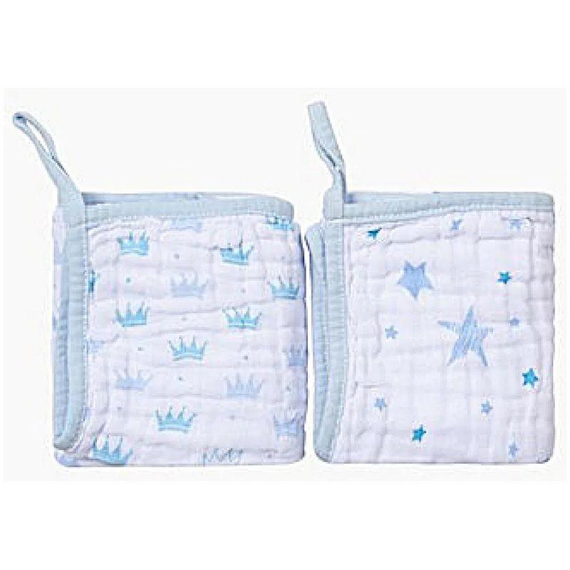 Babetes Paninhos de Boca Soft Principe - Papi Baby - Kit 2 Unds