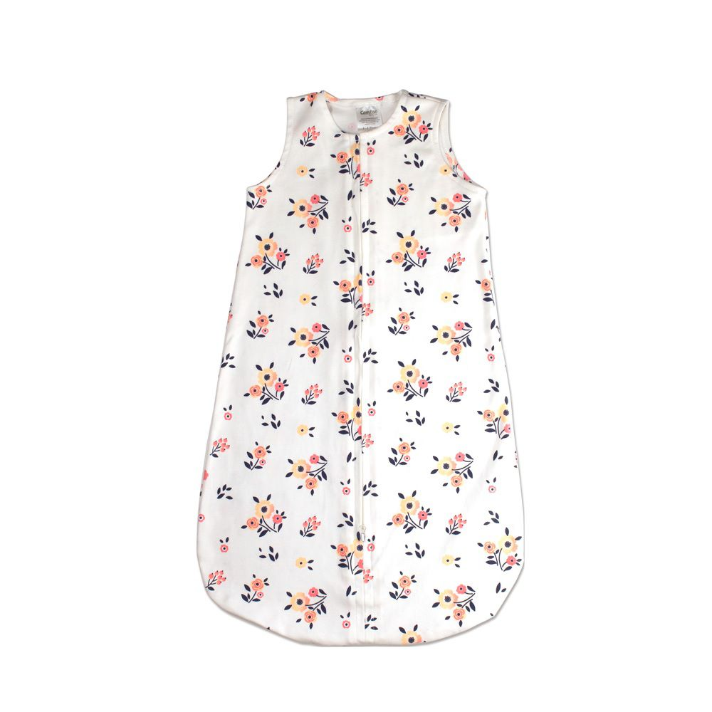 Baby Sleeping Bag Saco Dormir Flores - Comtac Kids