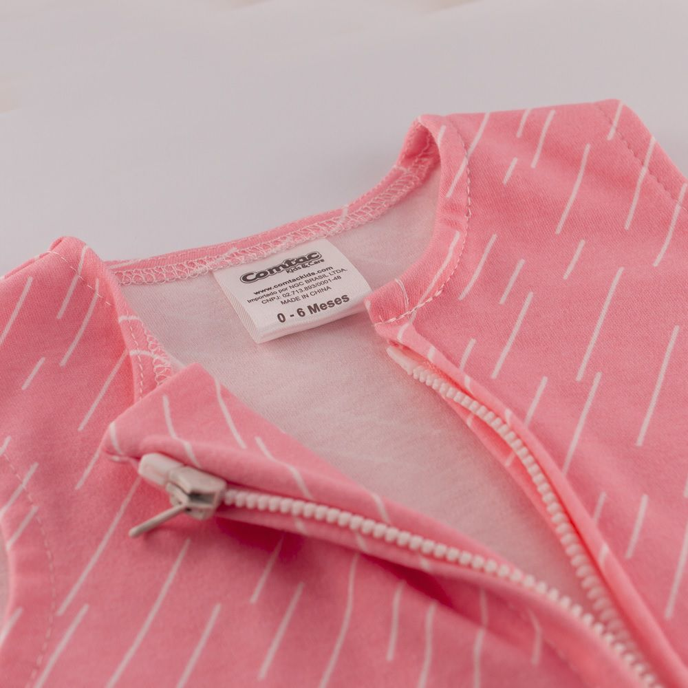 Baby Sleeping Bag Saco Dormir Rosa - Comtac Kids