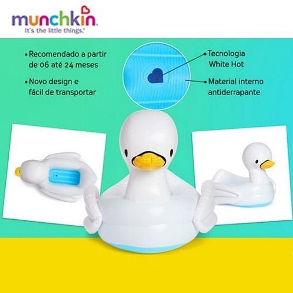 Banheira Inflavel Munchkin - Cisne