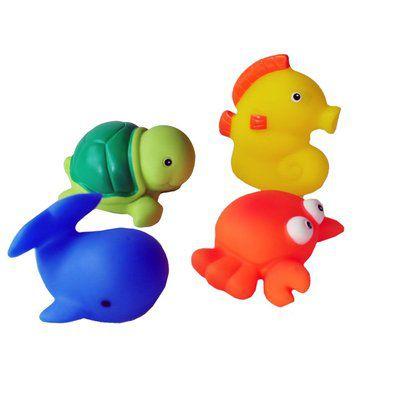 Bichinhos do mar para banho - Buba Baby