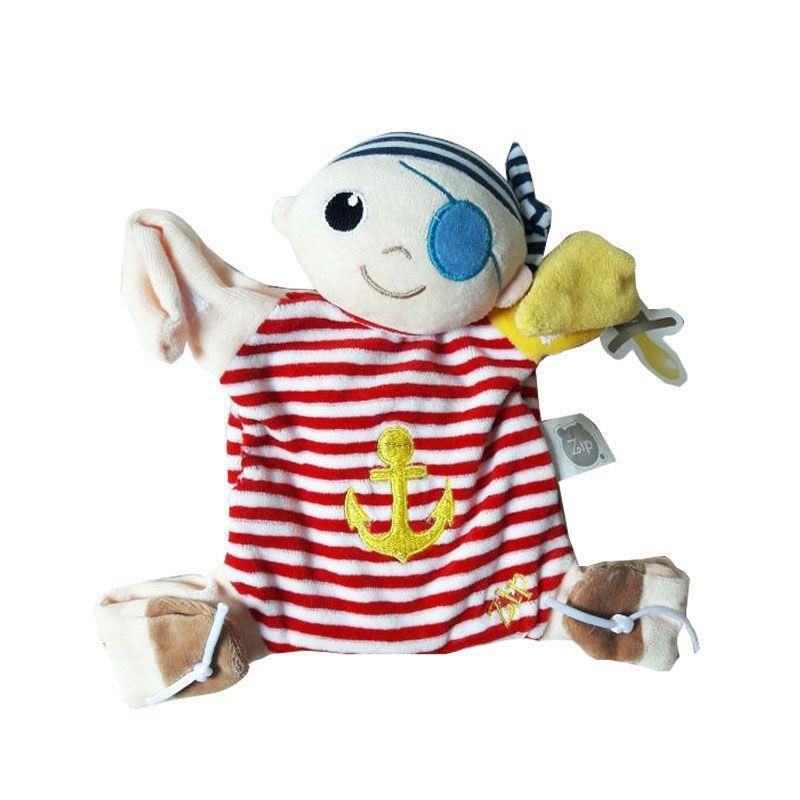 Blanket Multifunções Pirata - Zip Toys