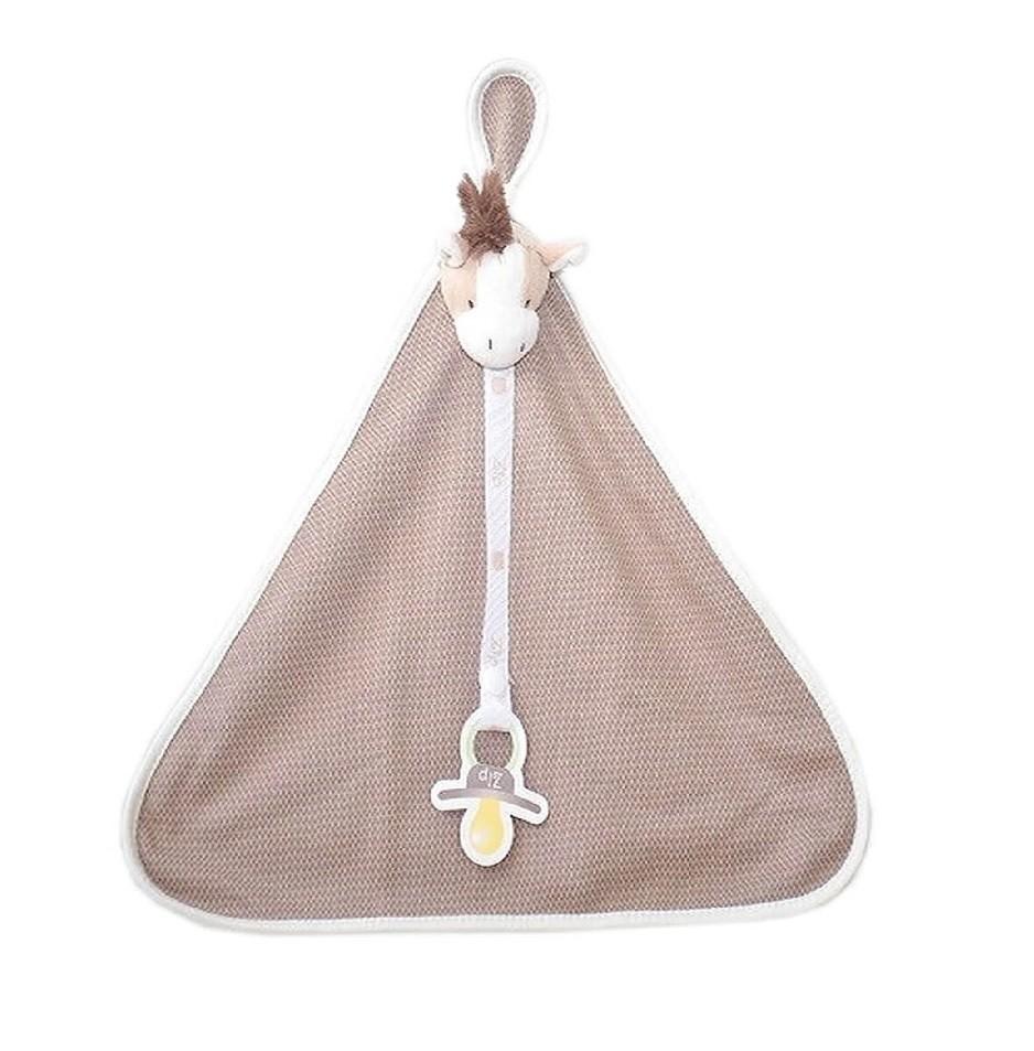 Blanket Naninha Atoalhado Poney - Zip Toys