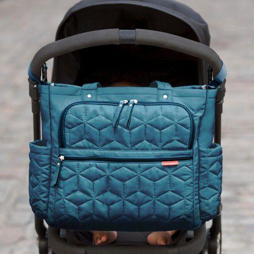 Bolsa de maternidade Forma Pack&GO Peacock - Skip Hop