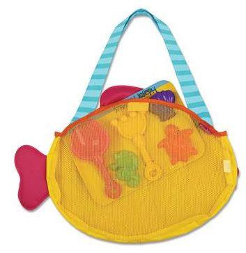 Bolsa de Praia Infantil Peixe - Stephen Joseph