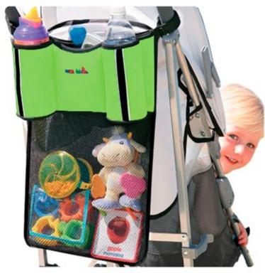 Bolsa Organizadora Carrinhos de Bebê - Munchkin - Verde
