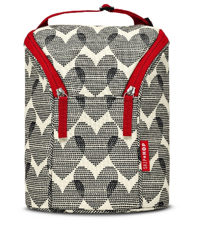 Bolsa Térmica Hearts - Skip Hop (Double Bottle Bag)