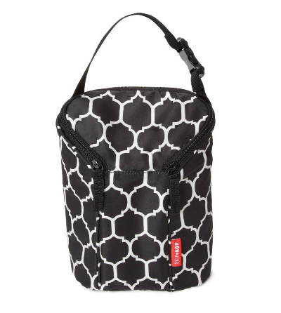 Bolsa Térmica Onix Tile - Skip Hop (Double Bottle Bag)