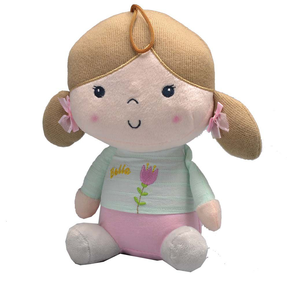 Boneca  Bella Verde - Buba Baby