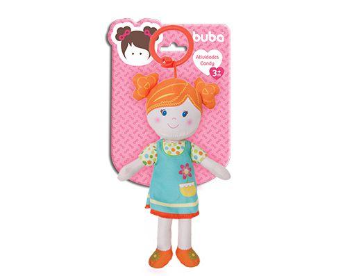 Boneca de Pano Atividades Candy - Buba Baby