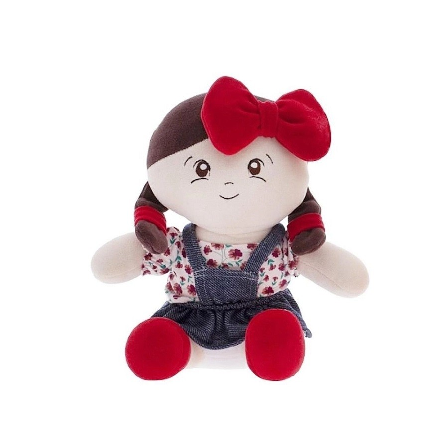 Boneca de Pano Zip Toys - Alice