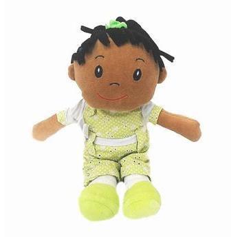 Boneca de Pano Zip Toys - Bebel
