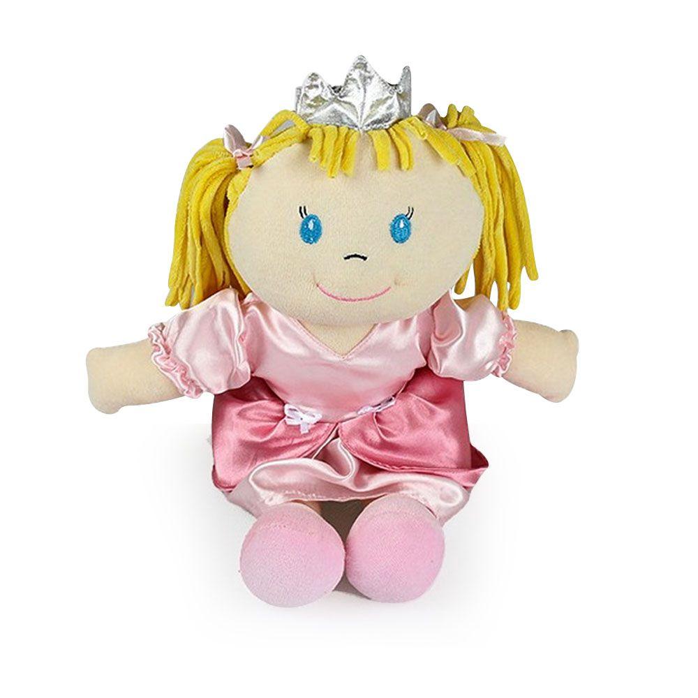 Boneca de Pano Zip Toys - Princesa Laura