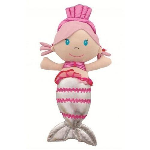 Boneca de Pano Zip Toys - Sereia Manu