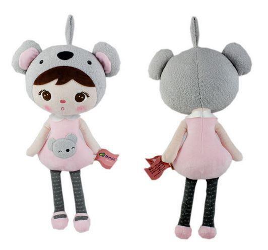 Boneca Jimbão Coala - Metoo Doll