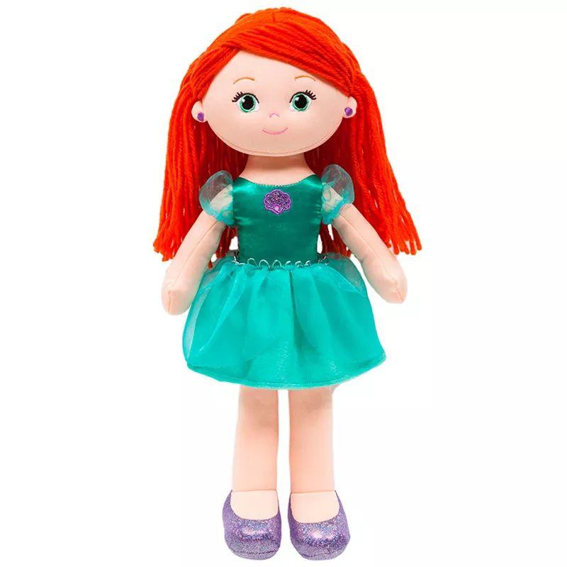 Boneca Princesa Disney Buba Baby - Ariel
