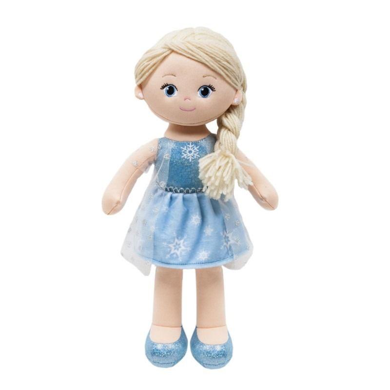 Boneca Princesa Disney Buba Baby - Elsa Frozen