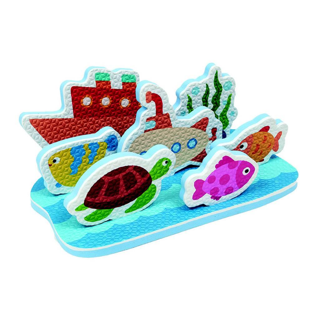 Brinquedo de banho meu oceano - Buba Baby
