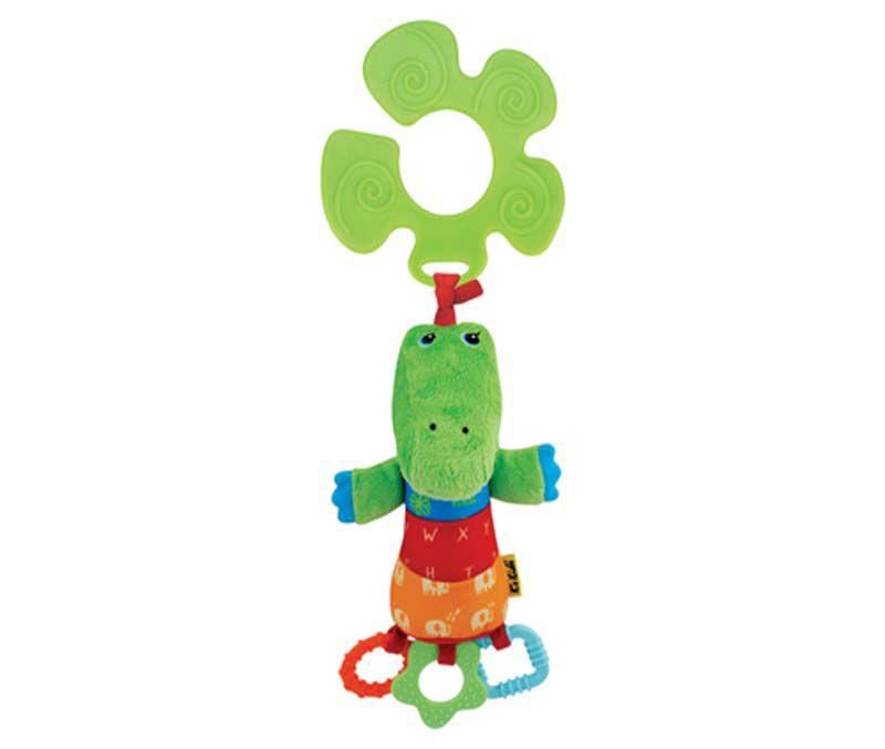 Brinquedo de Carrinho Stroller Pals Crocobloco-K´s Kids