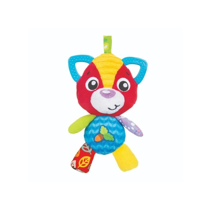 Brinquedo de Pelúcia Raposa Playgro - Girotondo