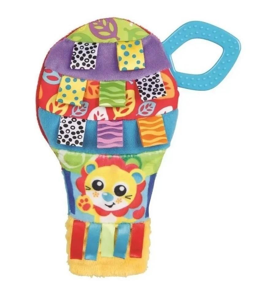 Brinquedo Paninho Mordedor Balão Playgro - Girotondo
