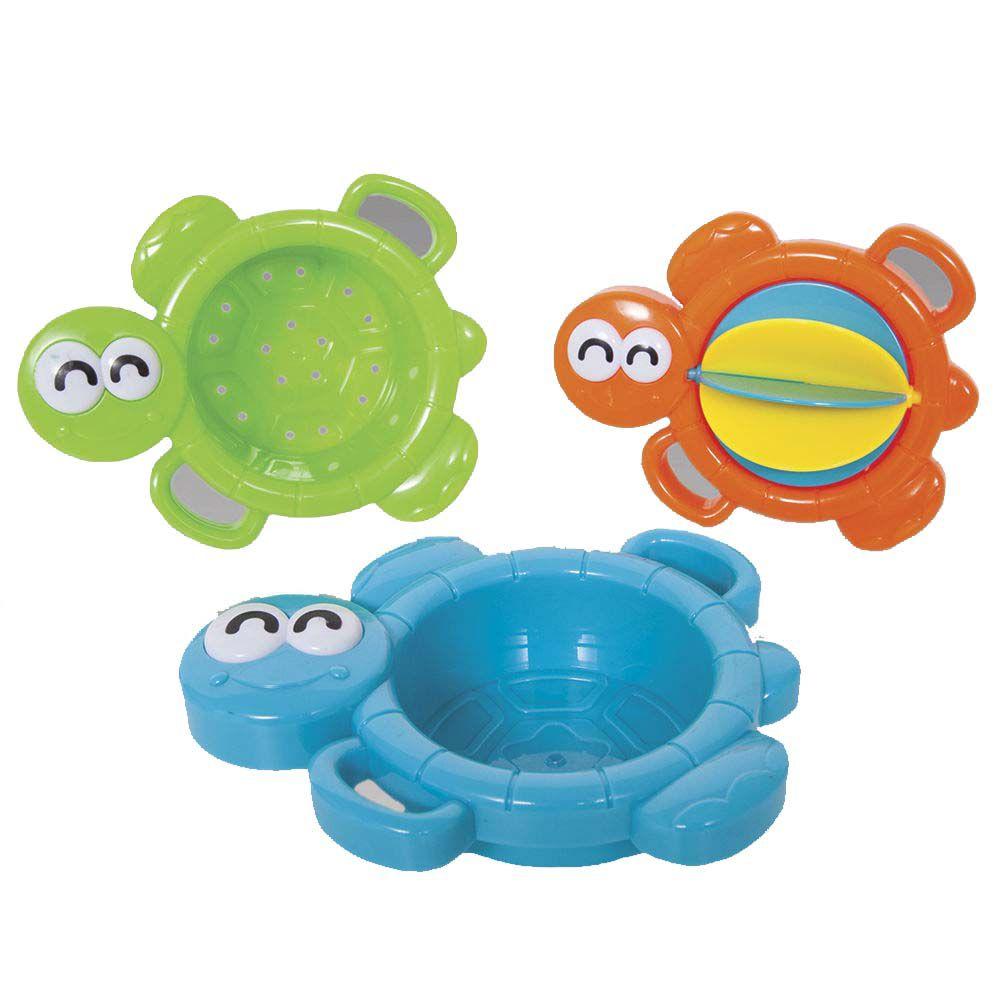 Brinquedo Tartaruguinha Fun - Buba Baby