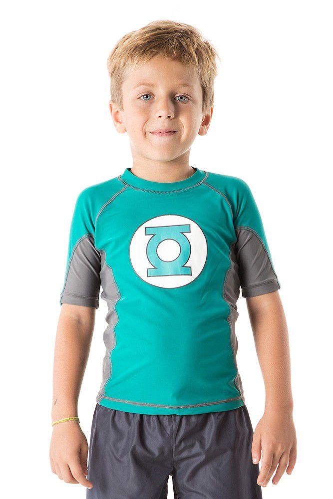Camiseta Acqua Lanterna Verde MC - FPU50+ - UV.LINE