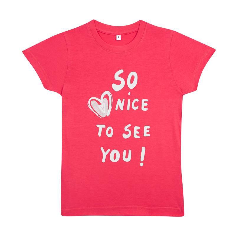 Camiseta Algodão So Nice - Kids