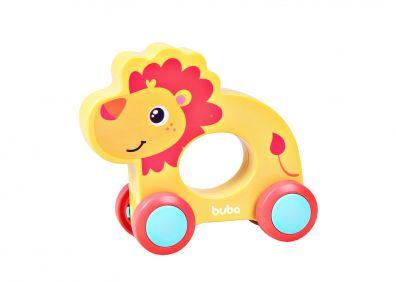 Carrinho animal leãozinho - Buba Baby
