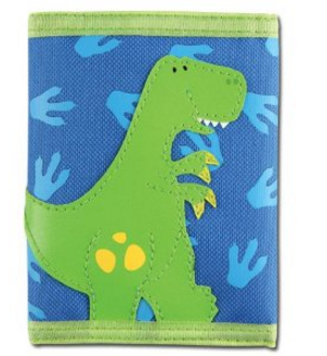 Carteira Infantil Dino - Stephen Joseph