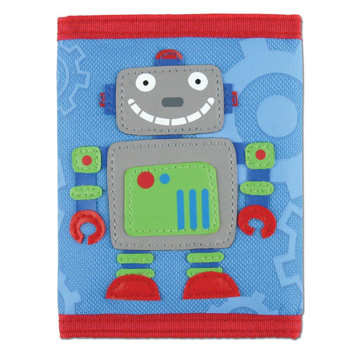 Carteira Infantil Robô - Stephen Joseph
