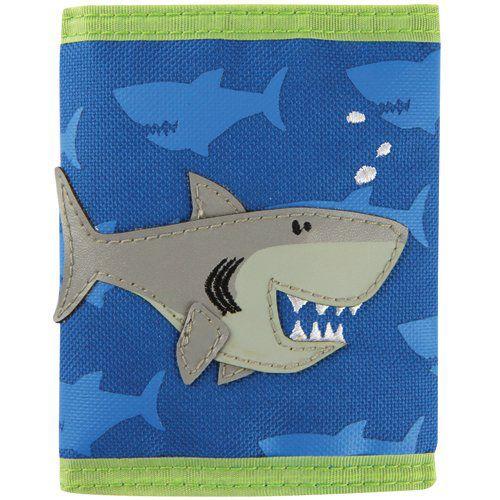 Carteira Infantil Tubarão - Stephen Joseph