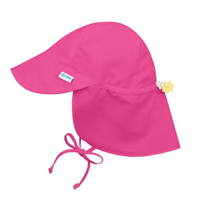 Chapéu de Sol Australiano FPS 50+ - Iplay- Rosa