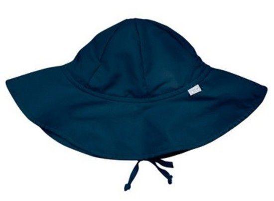 Chapéu de Sol Infantil com FPS 50+ - Iplay- Azul Marinho