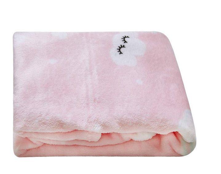 Cobertor Microfriba Cílios  - Papi Baby