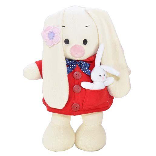 Coelha Margarida 43 cm - Zip Toys
