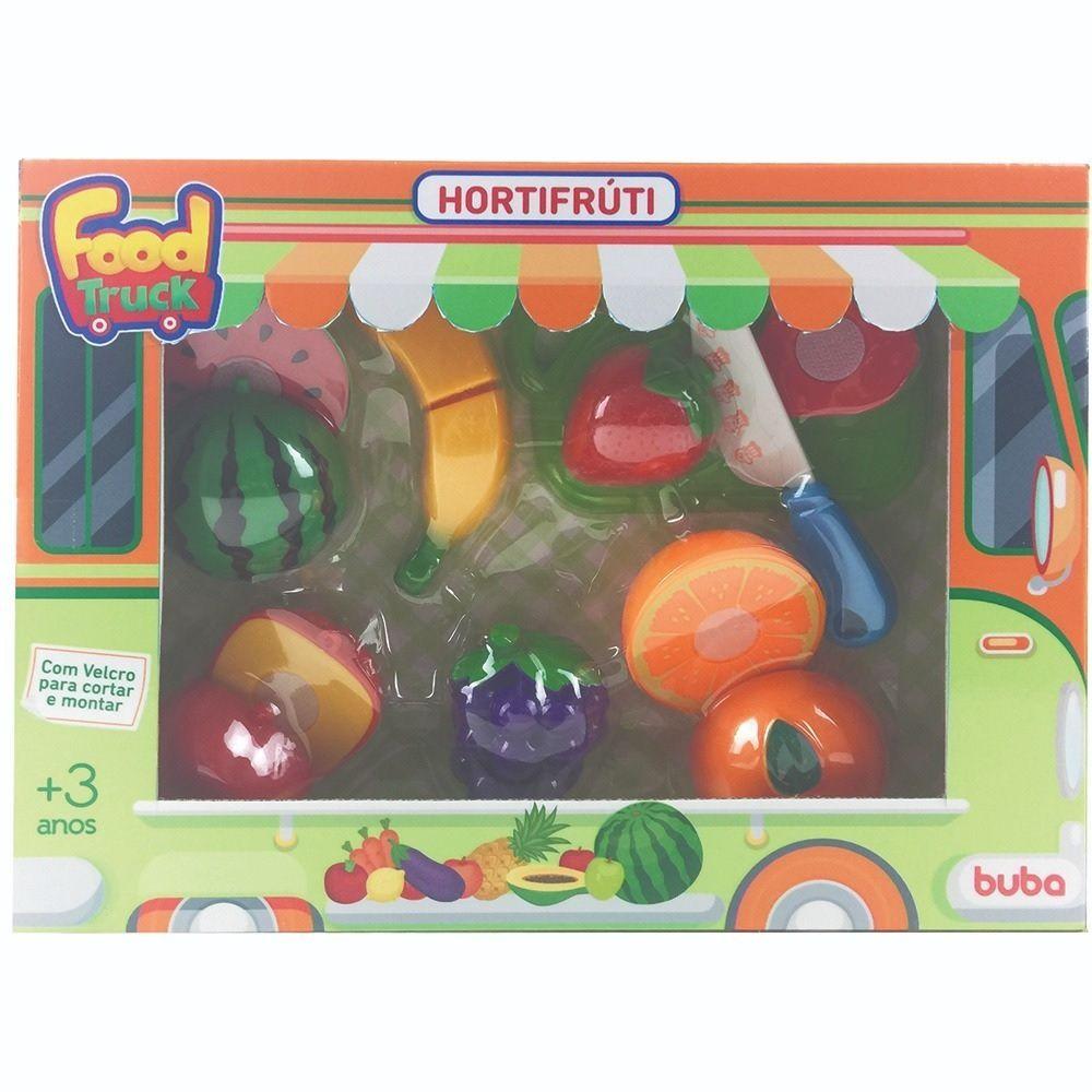 Coleção Food Truck Hortifruti Melancia - Buba Baby