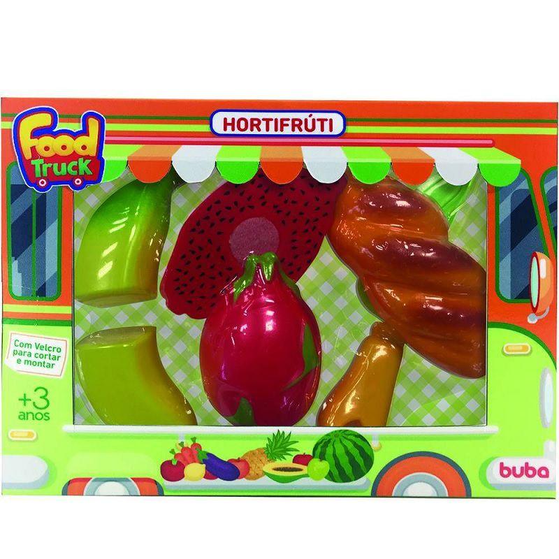 Coleção Food Truck Hortifruti Pitaya - Buba Baby