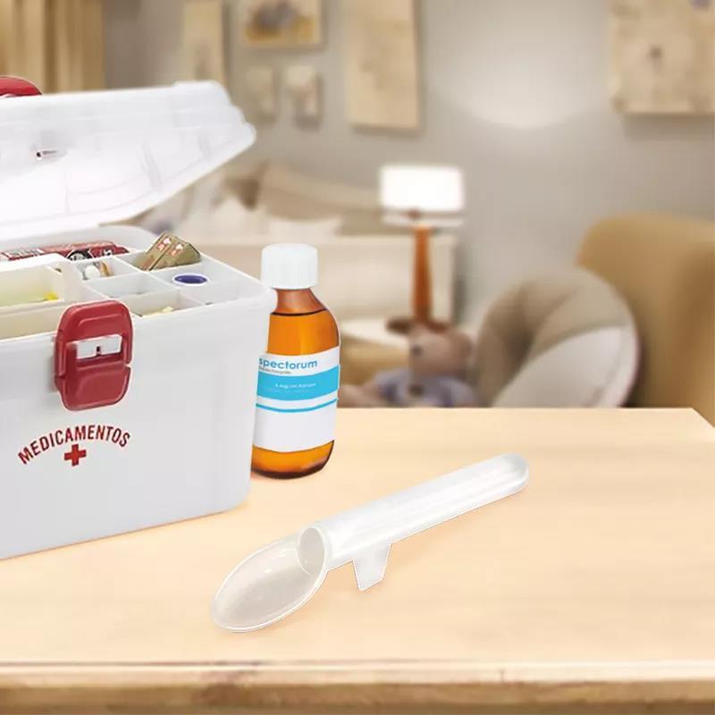 Colher Dosadora de Medicamentos - Comtac Kids