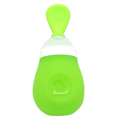 Colher Dosadora de Papinha Munchkin - Verde