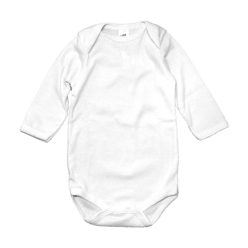 Conjunto Body e Calça Basico Branco - Baby Duck
