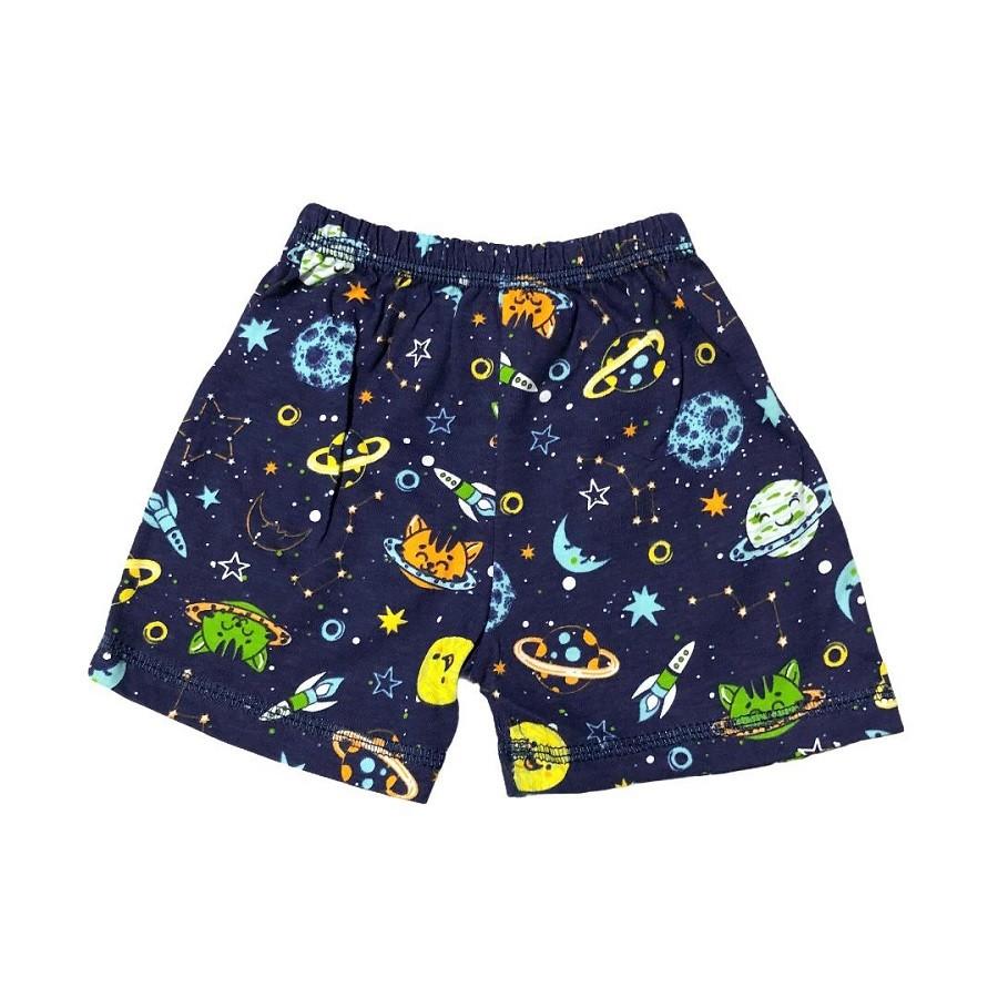 Conjunto Body e Shorts Foguetinho - Bebê Brincalhão