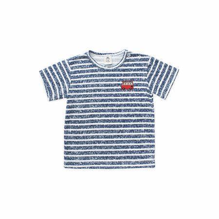 Conjunto camiseta e shorts Kombi do Surf - Piu Blu - 3 Anos