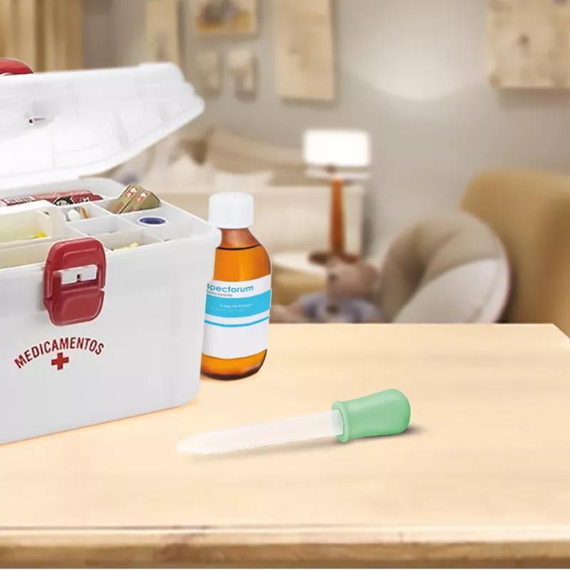 Conta Gotas de Medicamentos - Comtac Kids
