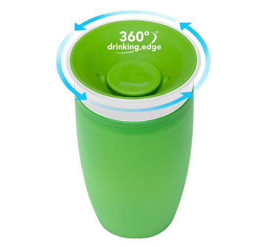 Copo Miracle Grande 360 - Verde