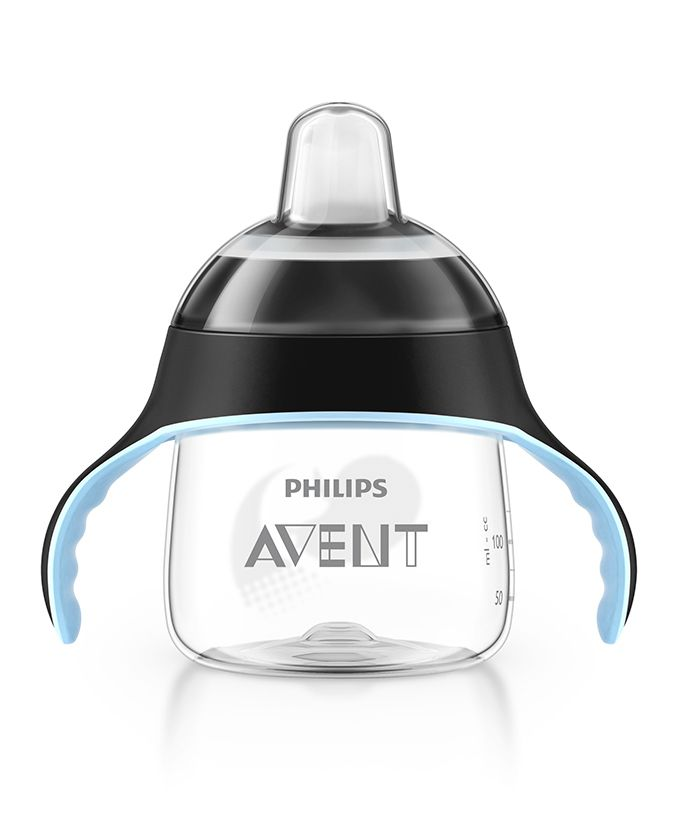 Copo Pinguim Philips Avent - 200ml Preto